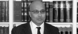 Prosecution barrister Sandip Patel