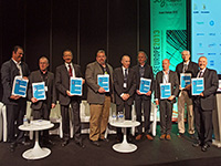 EU Data Centre Code of Conduct award winners 2013
