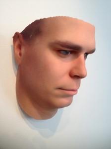 Sculpture based on DNA