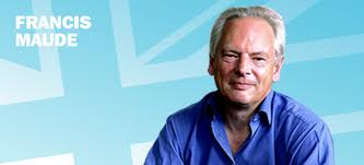 Cabinet Office Minister Francis Maude - overseeing the UK Government's assault on cybercrime