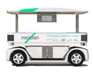Navia robotic bus